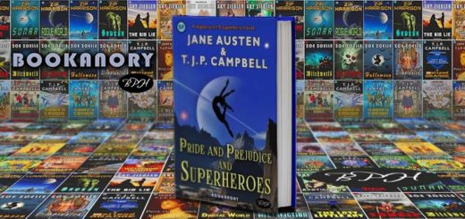 3D Pride and Prejudice and Superheroes