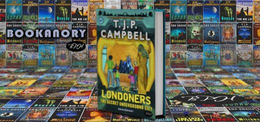 3D Secret Underground City londoners