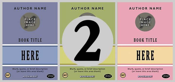 2 book cover aim