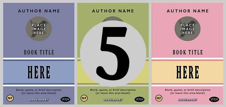 5 book cover aim
